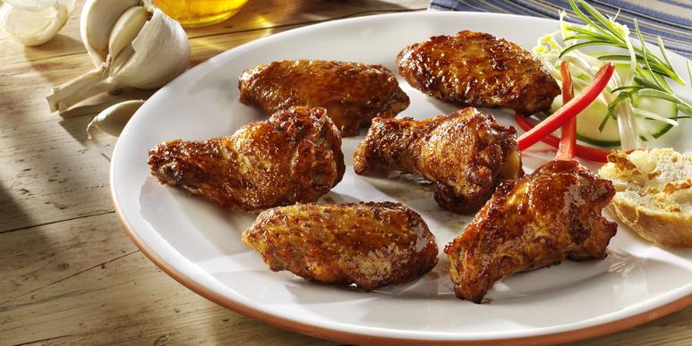 Honey Garlic Wings